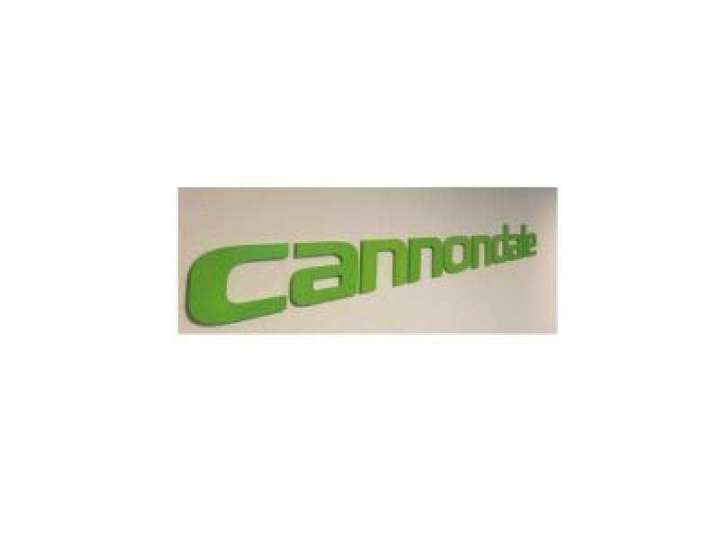 CANNONDALE-3D-Logo-Schriftzug